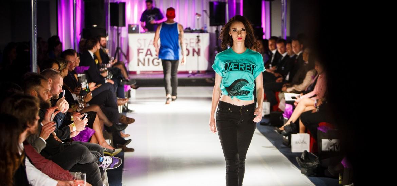 Kant på catwalken – Bilder fra Stavanger Fashion Night