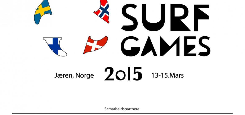VI STØTTER NORDIC SURF GAMES